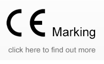 Click here to find out more about CE Marking